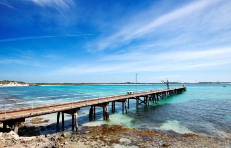 Vivonne Bay, Kangaroo Island. Credit: SATC